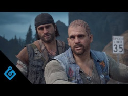 The First Hour Of Days Gone's Gameplay