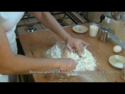 "Торт ""Наполеон"" - видео рецепт"
