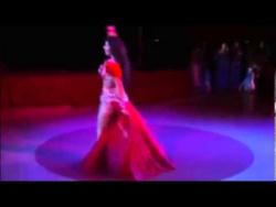 Carlos Santana - Black Magic Woman & Alla Kushnir Live Dance [Vídeo-HD]