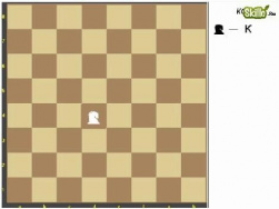 Шахматные фигуры: Конь. Король. Пешка