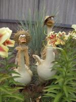 Жили у бабуси...два веселых гуся...