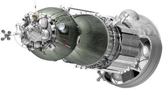 Лунный модуль советской пилотируемой программы