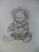 Кукла. Автор Гаврилов Кирилл