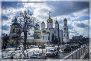 Кафедральный собор. г. Брянск.