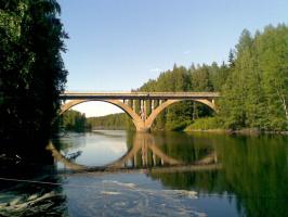 мост Харлу