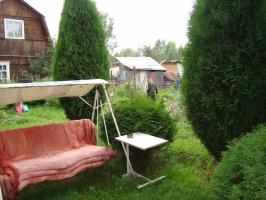 Садовый диван-качели