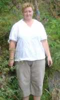 И это я. Июль, 2007 год