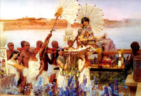 Клеопатра, царица Египта