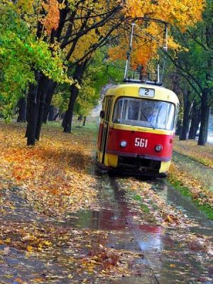 Осеннний мотив