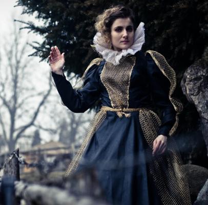 Юлия Сак. Королева Марго.