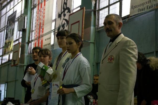 Первенство Красноярского края 21 – 22 февраля 2009 г.