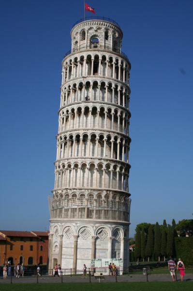 башня.