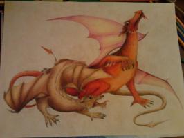"""""""Наступление драконов"""""""